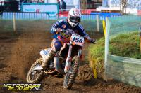 Sven te Dorsthorst in de top vijf in ONK MX1 in Markelo