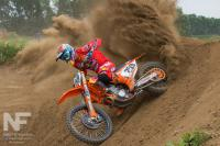MX des Nations team Nederland training op Mc-Flevoland, daarna zijn we open voor vrije training