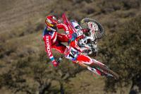 Film: Cole Seely in training op de Honda testtrack