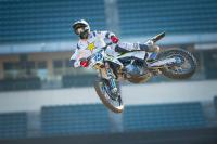 Volledig TV verslag finales AMA Supercross in Indianapolis