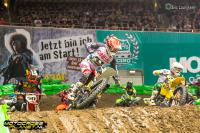 ADAC Supercross in Stuttgart het hele weekend live