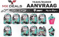Doe nu je team/rijder aanvraag bij MX Deals!