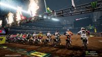 Zie hoe je eigen banen kunt maken in de videogame Monster Energy Supercross