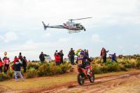 Eerste etappezege van Toby Price in Dakar Rally 2018