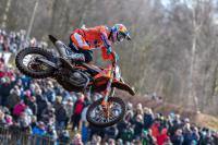 Herlings and Jonass take the win in moto 1 in Lacapelle Marival