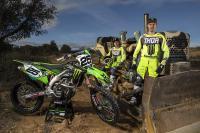 Video: The Monster Energy Kawasaki Racing Team is ready for the new season!
