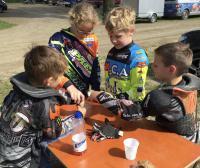 De Mol schrijft over het belang van voeding voor de motorcrosser