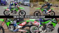Is dit het Kawasaki 2019 model?