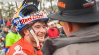 Jeffrey Herlings vanavond in RTL Late Night