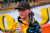 Kay de Wolf wint Dutch Masters 85cc in Oldebroek en pakt rode plaat