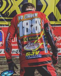Galvin mx team aan de start bij Dutch Masters in Oldebroek