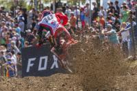 Nederlander Calvin Vlaanderen wint eerste manche MX2 in Loket