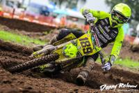 Rico Lommers scoort top tien plaats in ONK 250 in Emmercompascuum