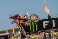 Jeffrey Herlings zet derde tijd neer in tijdtraining MXGP Indonesie