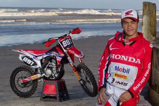 Gustavo Pessoa vervangt Darian Sanayei bij Bike It DRT Kawasaki