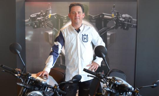 Motor Centrum Eibergen wordt Husqvarna Motorcycles dealer