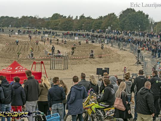 Video terugblik eerste strandcross in Lemmer