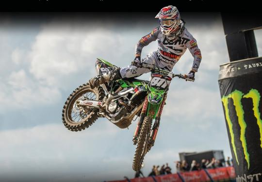 MOTOCROSSPLANET NL - Kawasaki KX Dealer F&H Racing Shop