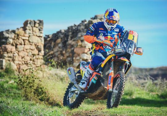 Film: Up front met het Red Bull KTM Factory in de Dakar Rally