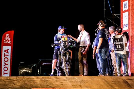Film: Adrien van Beveren belust op revanche in Dakar Rally