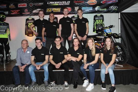 Team Lakerveld Racing 2019 gepresenteerd