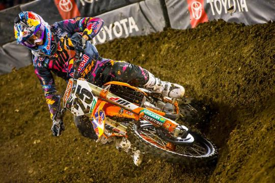 Video vooruitblik AMA Supercross Minneapolis