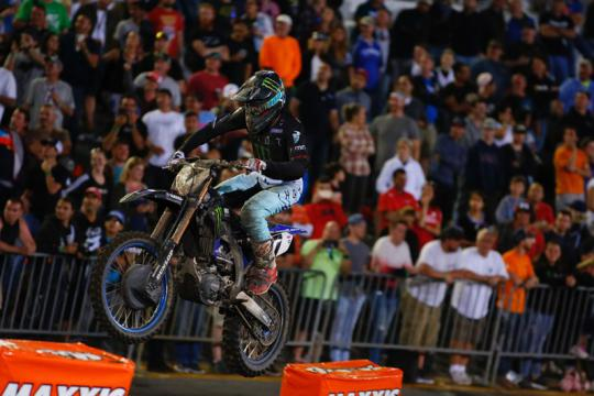 Aaron Plessinger breek zijn hiel in Daytona