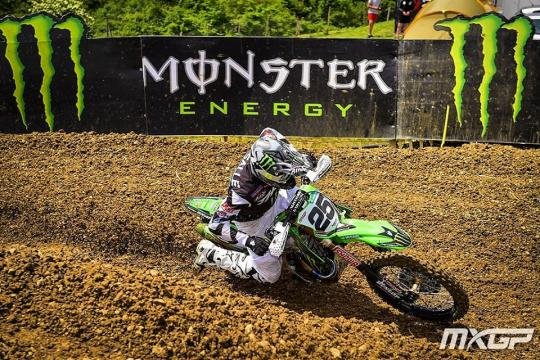 Kawasaki geeft blessure update over Clement Desalle