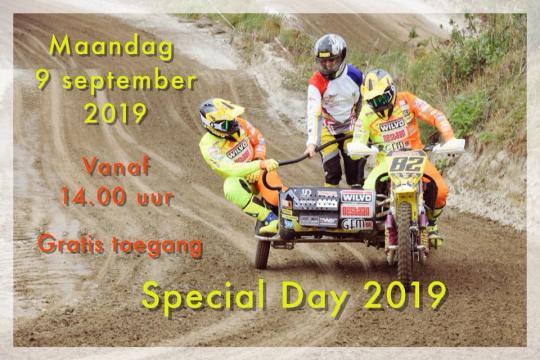 Special Day ' te Westdorpe op maandag 09 september