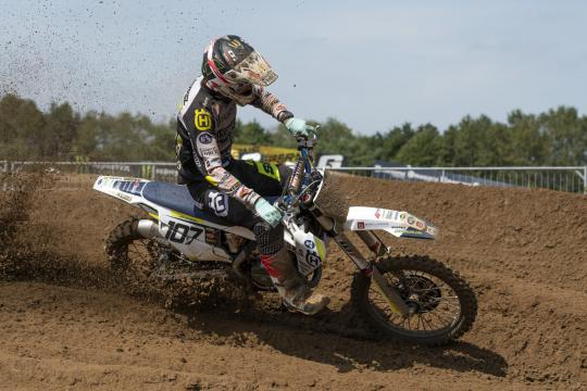 Finale ONK Motocross komend weekend in St. Isidorushoeve