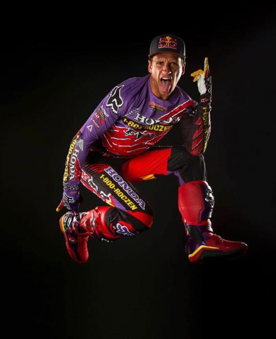Film: Get into the rhytm with Ken Roczen for Red Bull Straight Rhythm