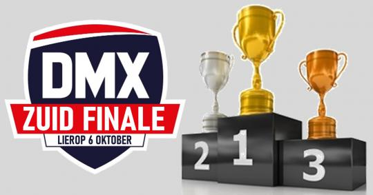 DMX District Zuid Finale Lierop 6 oktober 2019 - Uitslagen