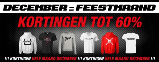 December = Feestmaand bij DIZZ Collection