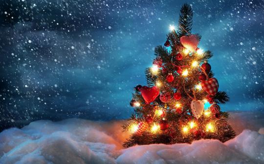 Kerst en nieuwjaarswens van Shock Therapy
