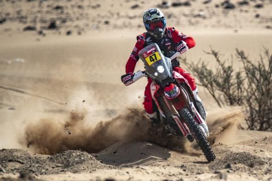 Video hoogtepunten tiende etappe Dakar Rally