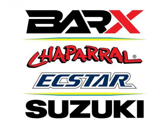BAR X / Chaparral / ECSTAR Suzuki présente sa gamme pour la série AMA Supercross 2021