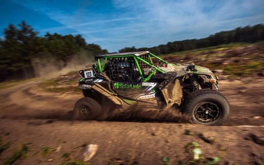 Gaia Motorsports opend in samenwerking met Wesley Pittens   een SSV Rally Academy