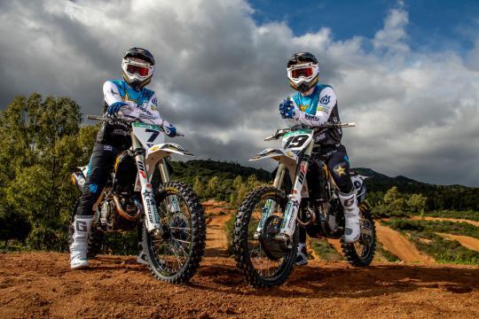 Season Preview Rockstar Energy Husqvarna Factory Racing met Jasikonis en Olsen