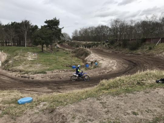 Al driekwart eeuw is het zandcircuit van Makkinga het toneel van motorcross bij MSV De Prikkedam