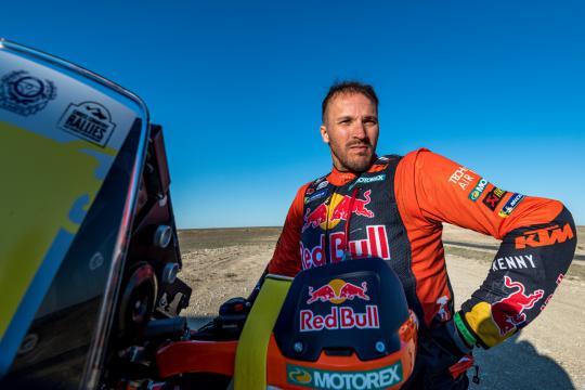 Sam Sunderland wint derde etappe Rally Kazachstan