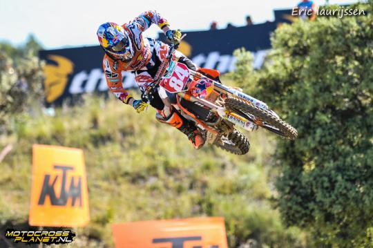 MOTOCROSSPLANET.NL - Watch how Jeffrey Herlings won the MX2 qualifying ...