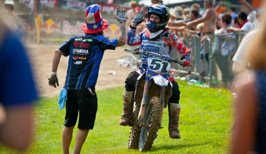 Full TV coverage Outdoor National Red Bud