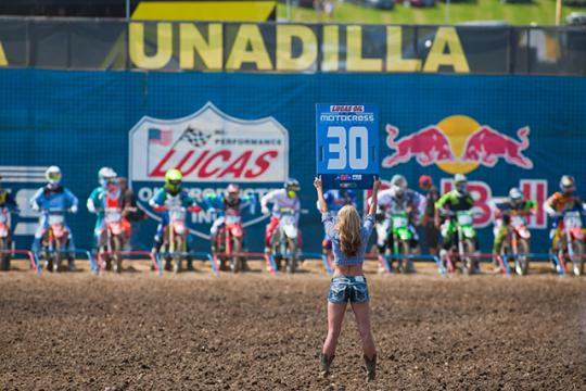 Animatielap AMA Outdoortrack in Unadilla