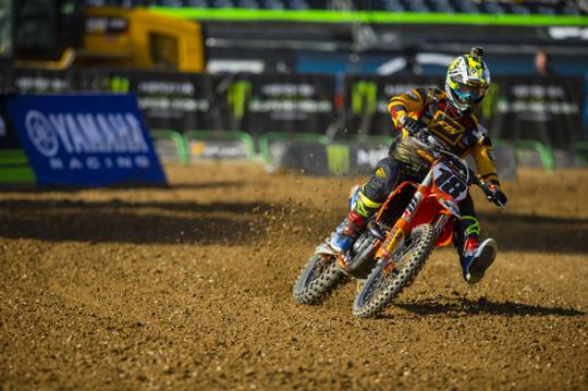 Davi Millsaps mist start outdoor seizoen