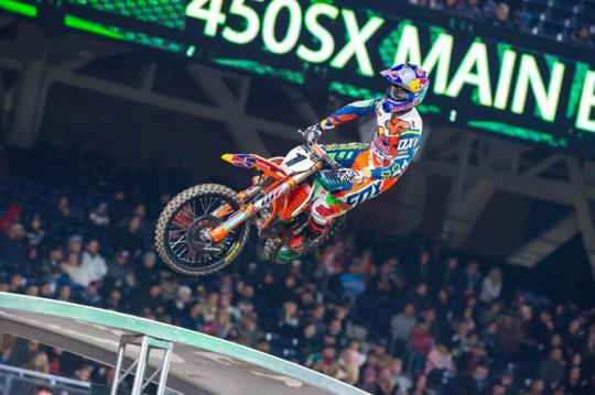 Ryan Dungey tribute movie