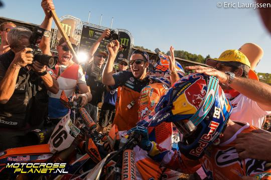 Team Nederland op volle sterkte naar MX des Nations in Amerika (reacties)