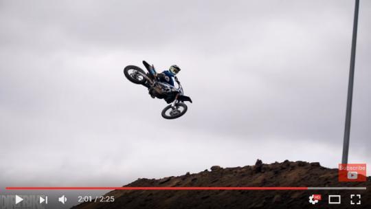 Film: Dylan Ferrandis in actie op de Star Racing Yamaha in Amerika