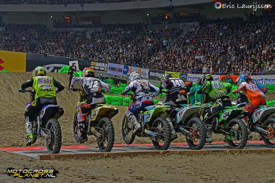 Watch the final round of the ADAC Supercross Series in Dortmund live