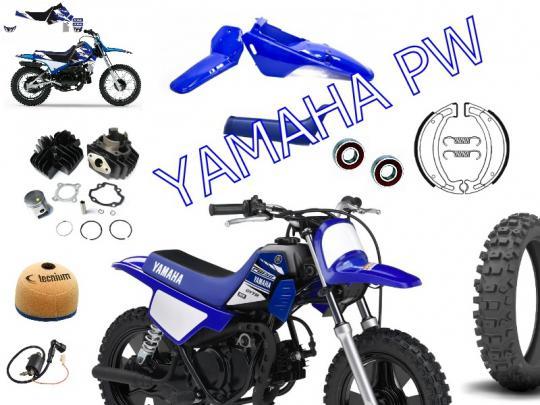 Wonderlijk MOTOCROSSPLANET.NL - Onderdelen en accessoires voor de Yamaha PW50 GD-39
