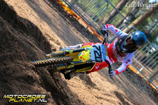 Videoclip of Liam Everts riding with Ben Townley in New Zealand